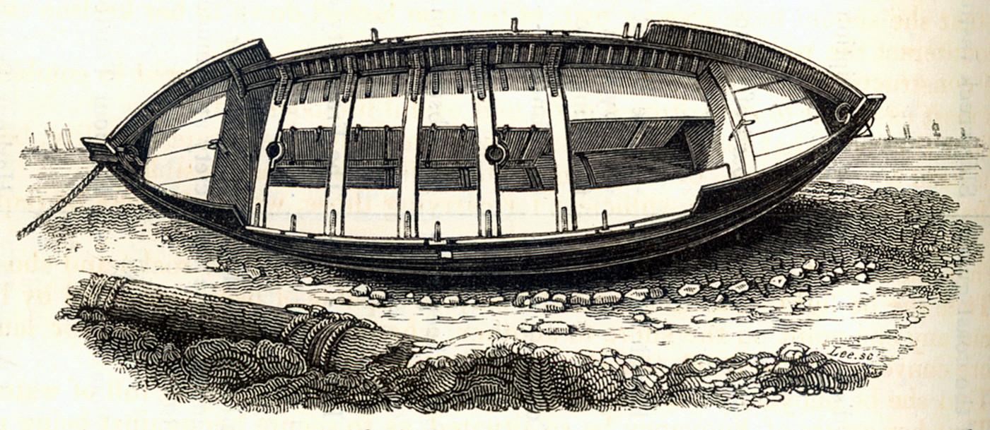 16 George Palmer lifeboat