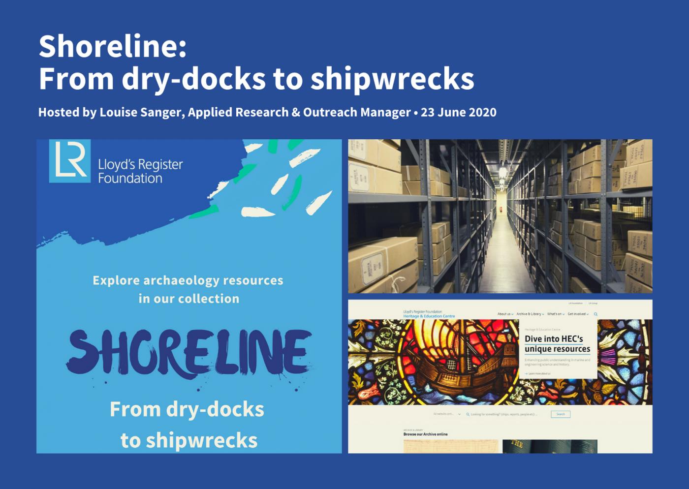 Shoreline webinar overview