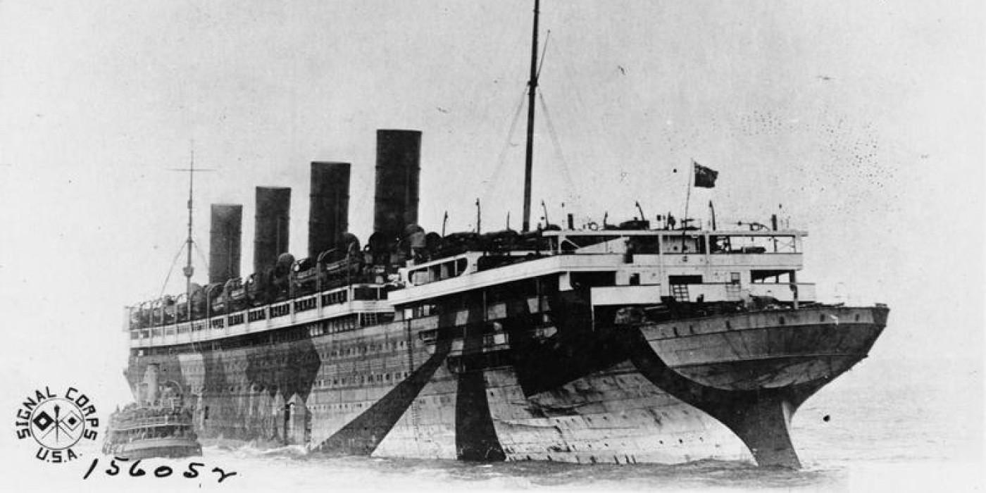 Aquitania dazzle