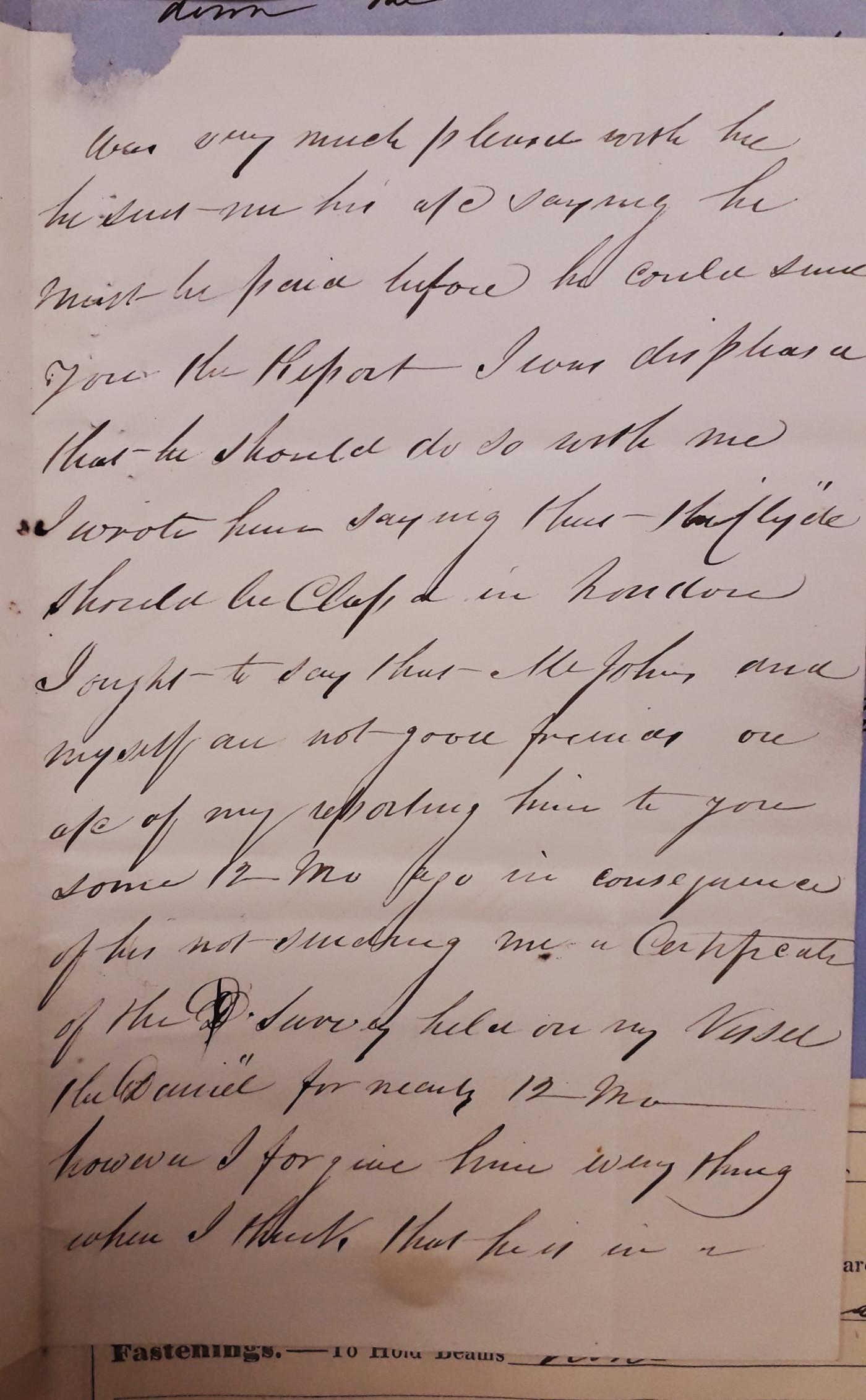 Bangor survey letter5