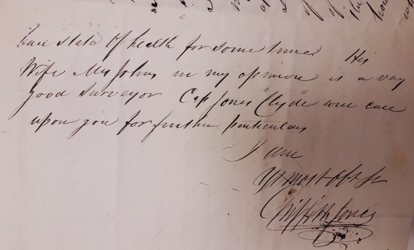Bangor survey letter6