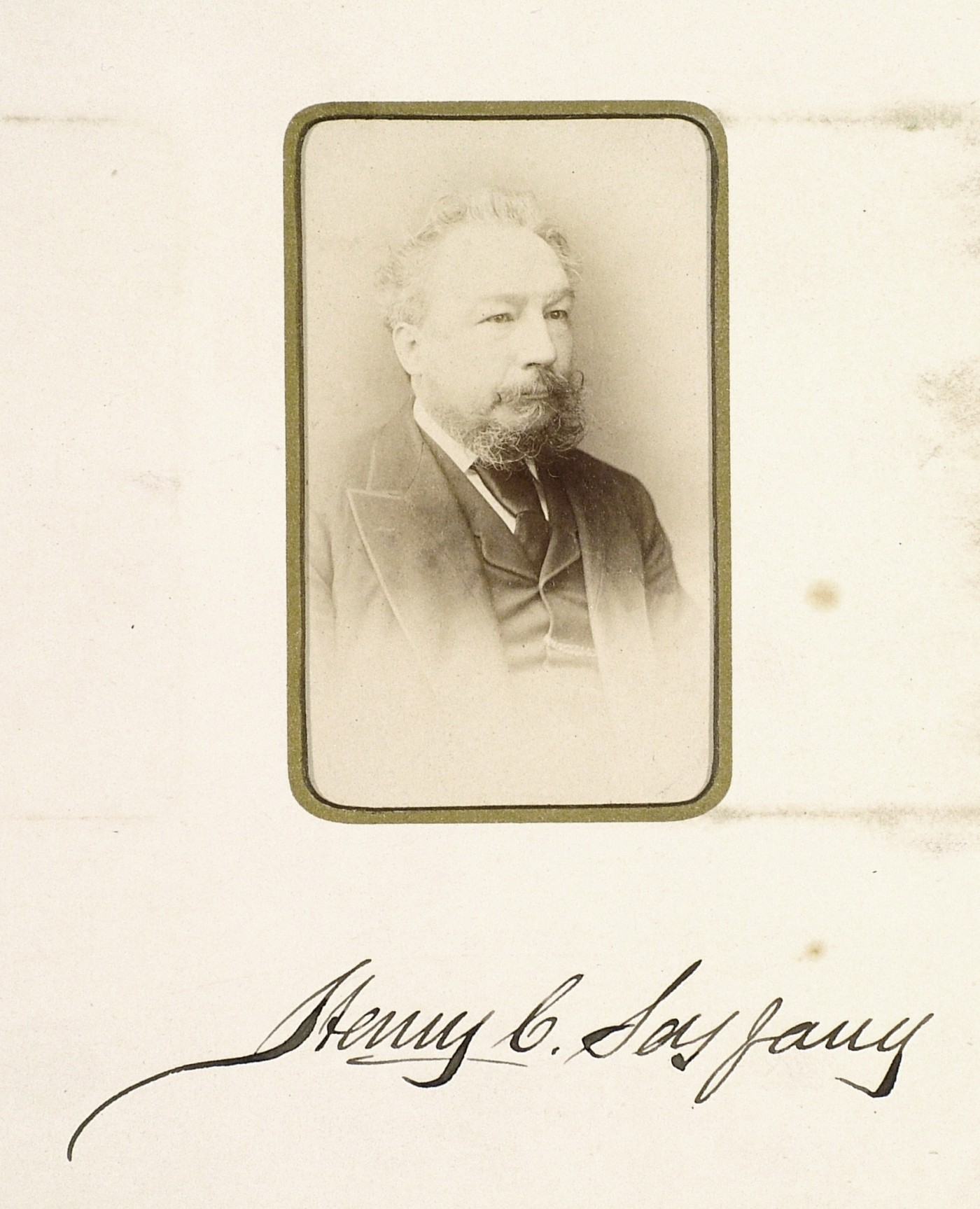 Henry Seyfang