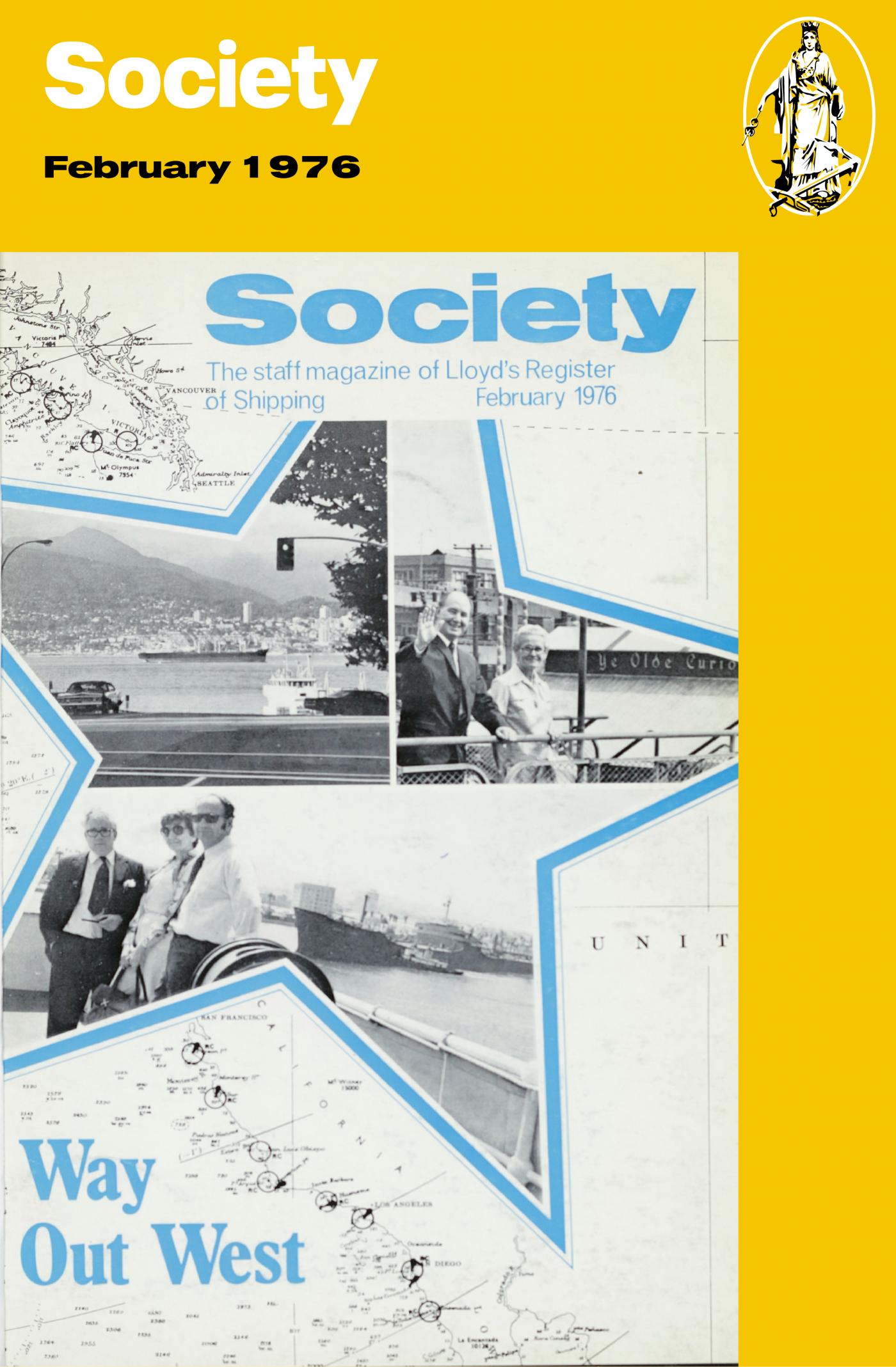 Society February 1976