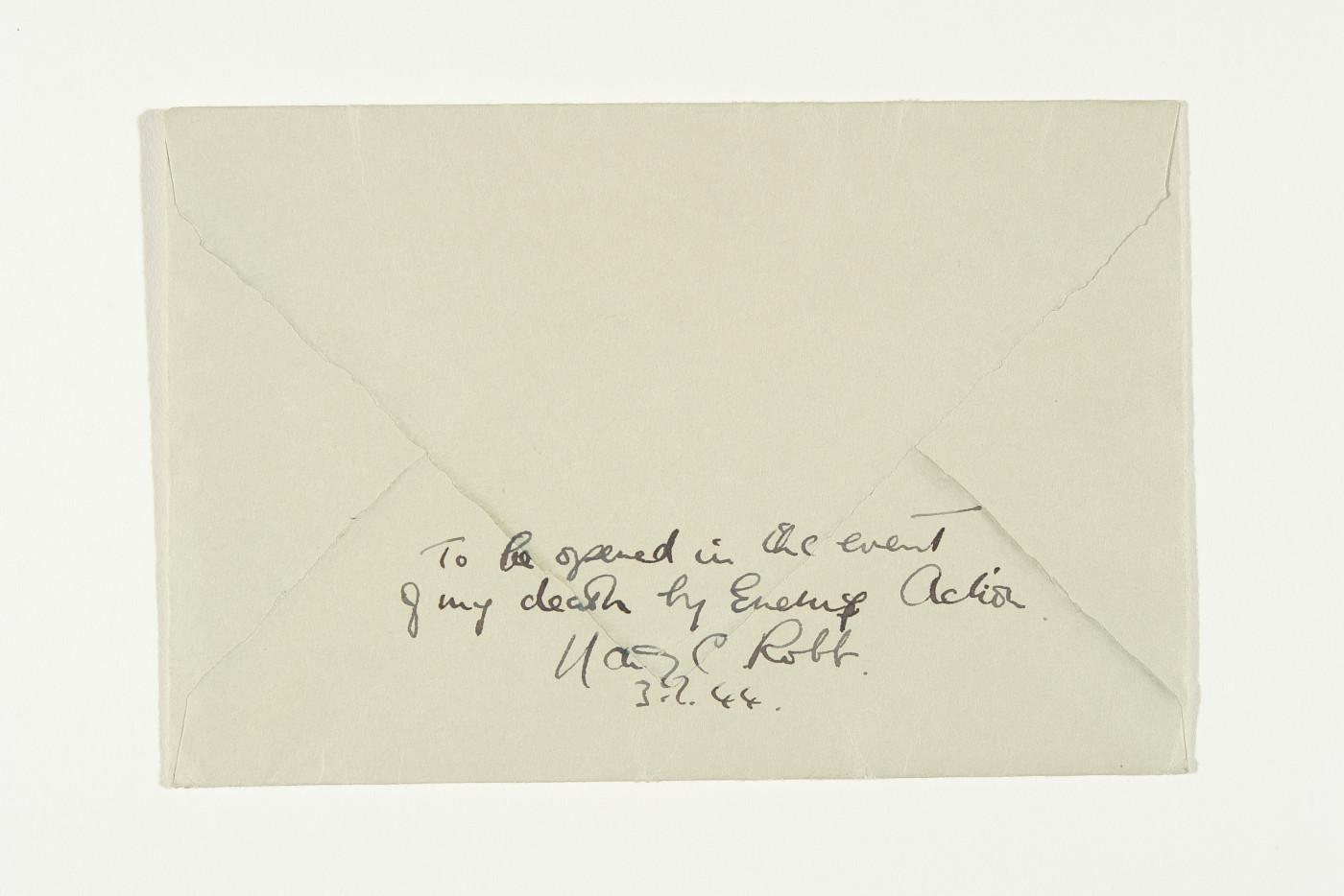 Unopened Letter (1)