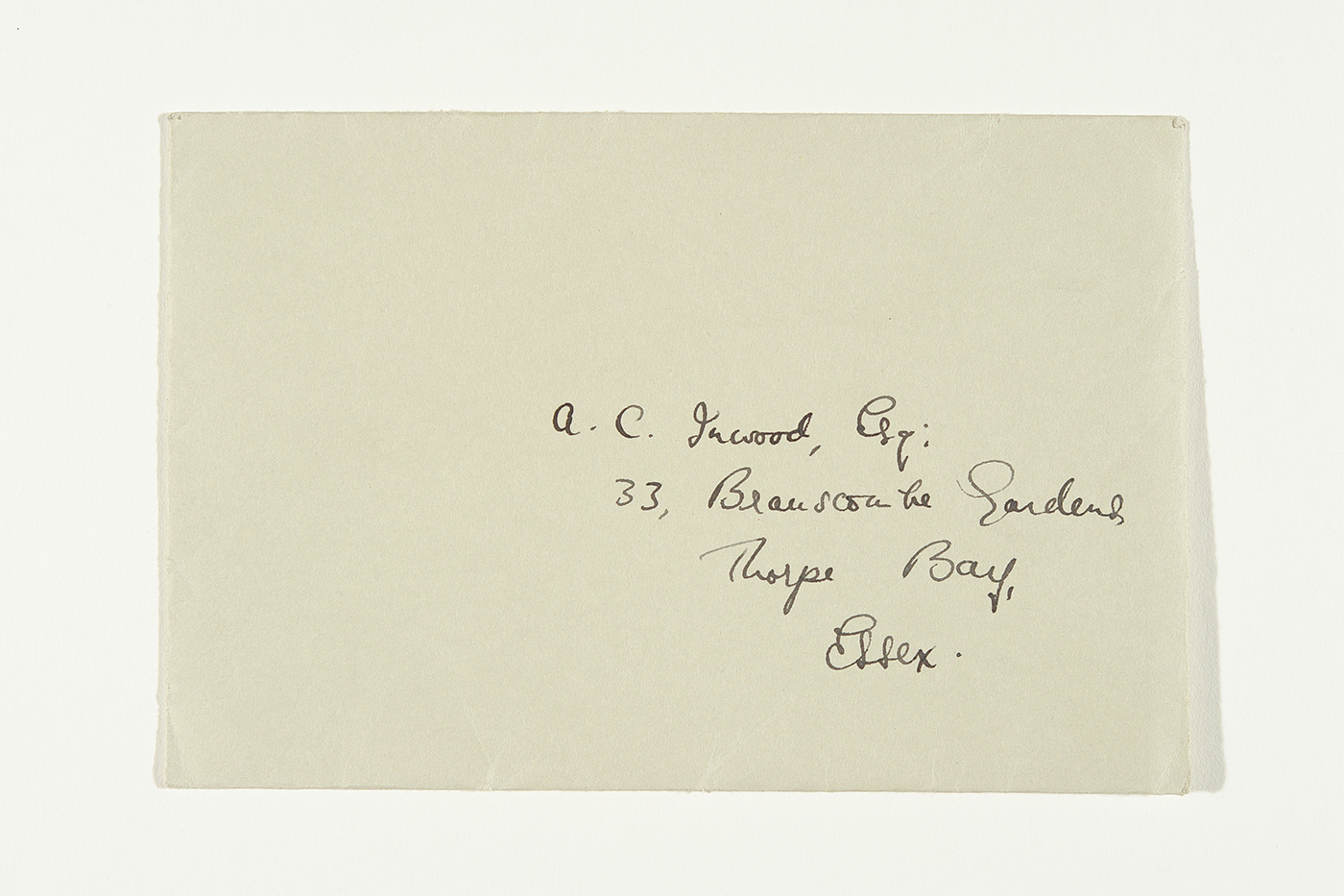 Unopened Letter (2)