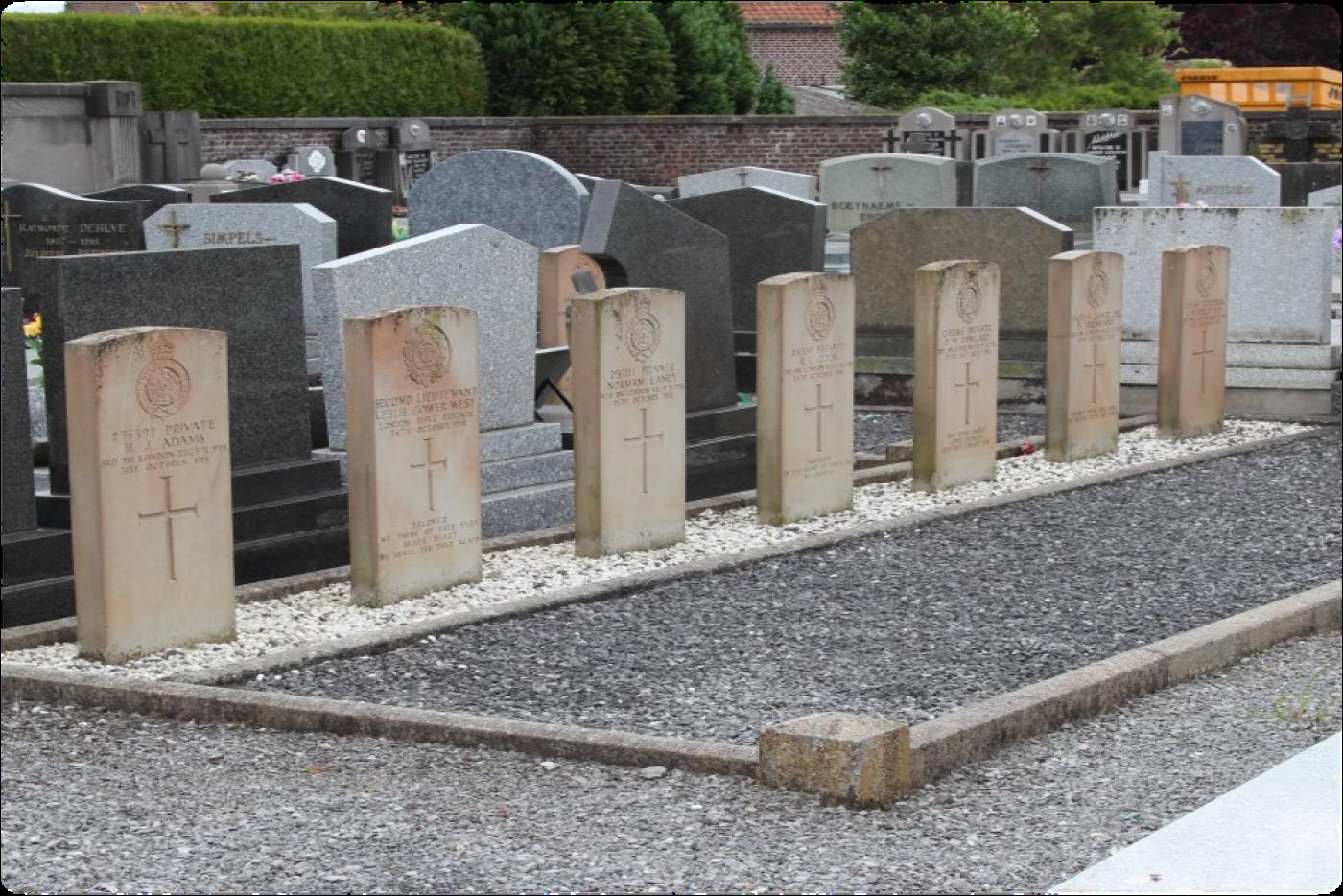 West grave