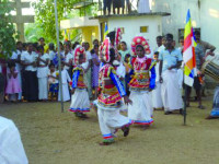44. Sri Lanka Orphanage Foundation Blessing Ceremony