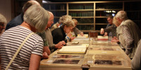 Library and archive closed for 2020 refurbishment listing