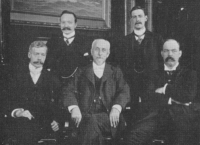 Senior Messenger Staff 1906
