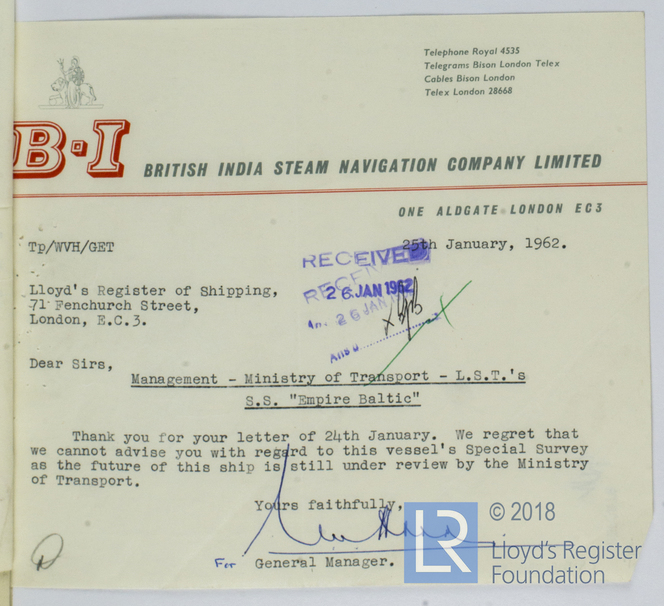 Archive & Library | Documents | Heritage & Education Centre